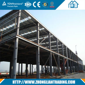 High Quality Pre-Engineered Steel Structure for Africa Countries pictures & photos