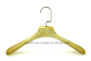 China Hanger Supplier Yeelin High Quality Plastic Clothes / Coat Hangers (YLP-c1) pictures & photos