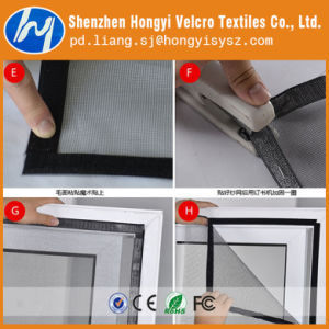 Heavy Duty Hook & Loop Self Adhesive Tape pictures & photos