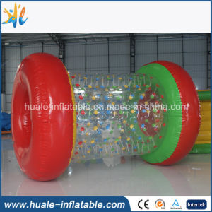 Floating Roll Inside Inflatable Walking Ball, Inflatable Water Roller