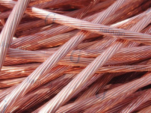 Copper Scrap, Copper Wire Scrap, Mill Berry Copper 99% pictures & photos