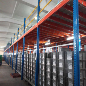 Warehouse Steel Structure Storage Rack pictures & photos