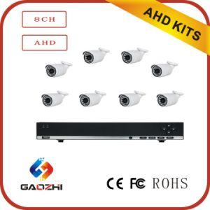 720p Onvif P2p CCTV 8CH Ahd DVR Kits pictures & photos