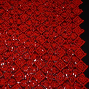 Lace, Garment Accessories Lace Crochet Woven Cotton Fabric Lace, L256