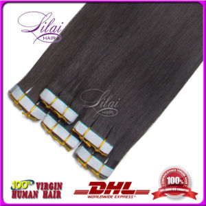 Factory Price Human Hair Hot Selling Invisible Tape Hair Extension