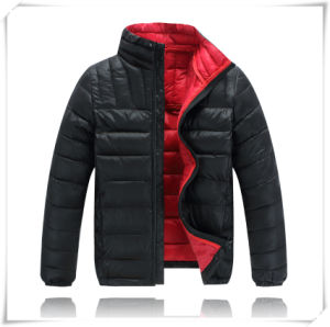 High Quality Wholesale Hood Ultra Thin Foldable Girl Boy Down Jacket for The Winter 607 pictures & photos