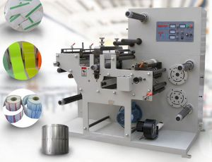 Hx-320c/420c Slitting and Rotary Die Cutting Machine pictures & photos