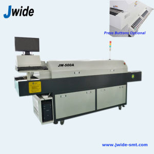 Mini Size SMT Reflow Oven with Press Buttons Control pictures & photos