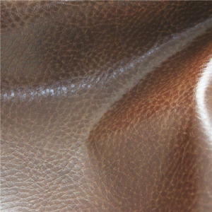 Top Quality Widely Uesd in Outdoor Furniture PU Artificial Leather pictures & photos