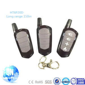 Custom Remote Control Ht6p20d with 150 Meters Working Distance pictures & photos