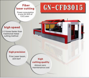 Disk Laser Cutter From Gnlaser (CFD3015-2000W)