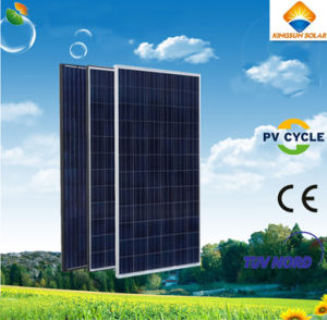 260W-265W High Efficiency PV Silicone Poly Solar Panel pictures & photos