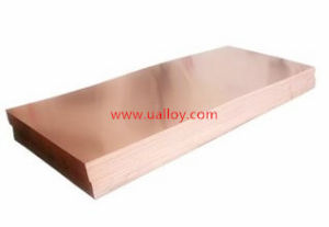 Mncu Alloy 6j13 Manganin Sheet for Measuring Instrument pictures & photos