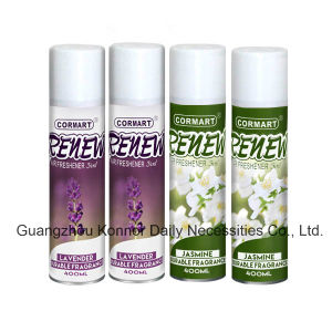 Air Freshener Spray 300ml with Jasmine and Rose Fragrance pictures & photos