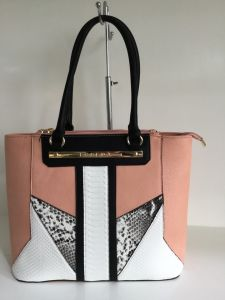Designer Split Joint Shoulder Bag (D-1326) pictures & photos