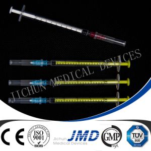 Tuberculin Syringe Needle (fixed or un-fixed) , Barrel, Plunger pictures & photos