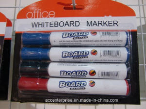 Customized Black Plastic Slim Safety En71 Whiteboard Marker pictures & photos