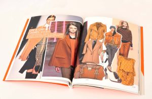Full Color Women Clothing A4 Catalog Printing pictures & photos