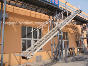 400cm Marine Accommodation Ladder, Aluminum Gangway pictures & photos