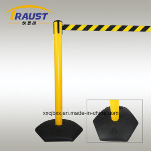 2016 New Item Outdoor Retractable Belt Stanchion pictures & photos