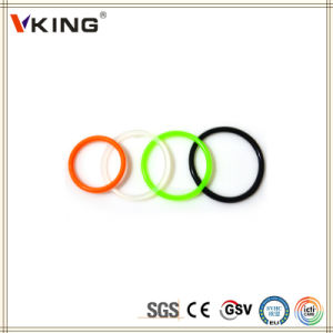 Made in China Colored Clear Rubber O Ring pictures & photos