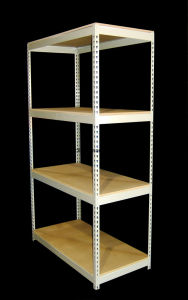 Best -Selling Galvanized or Powder Coated Light Shelf for Warehouse, Office or Home Usage pictures & photos
