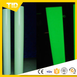 High Quality Luminescent Film for Safety Guide, Green Grow Tape in The Dark pictures & photos