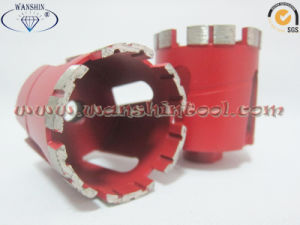 Diamond Drill Bit for Concrete Brick Dry Drill Bit pictures & photos