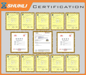 Shunli Factory Sales5.0t Manual Release Two Post Car Lifts pictures & photos