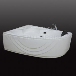 Freestanding Corner Apron/Skirt Acrylic Bathtub 3081L