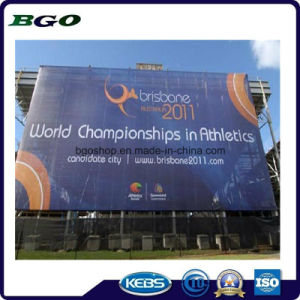 Digital Printing PVC Mesh Banner Fence Billboard (1000X1000 9X9 270g) pictures & photos