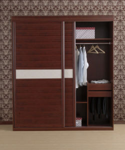Melamine MDF Walk in Closet