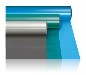 1.5mmtensile Aging Resistant PVC Waterproof Membrane pictures & photos