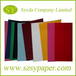 Offset Printing Paper A4 Size Color Woodfree Paper pictures & photos