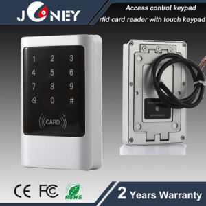 Waterproof Touch Keypad Access Control for Single Door pictures & photos