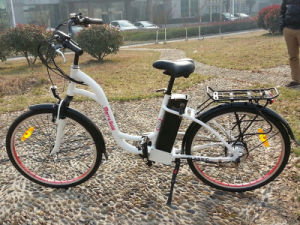 Hongdu/OEM 26inch 250W Electric Bike with Ce pictures & photos