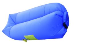 Wholesale Ripstop Hangout Inflatable Sleeping Air Bag Outdoor (A0049) pictures & photos