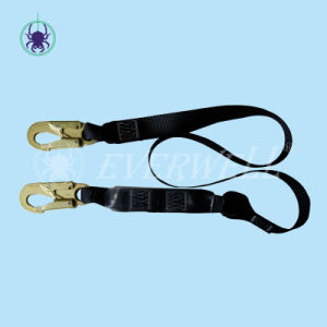 Safety Lanyard with Energy Absorber (EW1011SA)