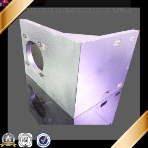 OEM and ODM Custom CNC Lathe Anodized Aluminum Turned Part pictures & photos