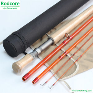 Yr13078-4 Quality Made Fiberglass Spey Fly Rod pictures & photos
