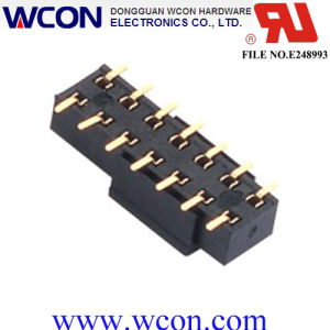 2.54mm Female Header Connector PCB Wire Connector pictures & photos
