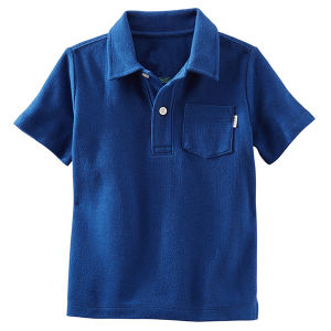 Customize Brand Logo 4-12y Child Boy Polo Shirt pictures & photos