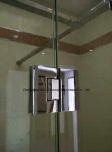 Bathroom 8mm Tempered Glass Wetroom Shower Wall pictures & photos