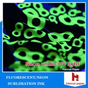 Digital Fluorescent/Neon Sublimation Ink Yellow& Magenta for Textile Printing
