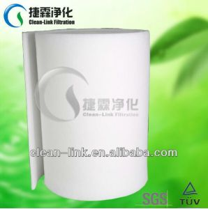 Supplier Synthetic Coarse Filter Media for Paint Booth pictures & photos
