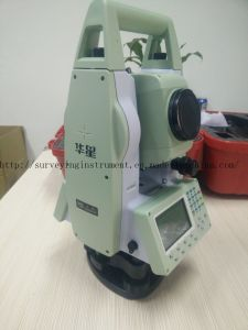 Reflectorless 350m Total Station High-Performance Hts-221r Total Station pictures & photos
