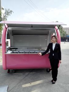 Food Cart; Hot Dog Cart; Vending Cart; Coffee Cart