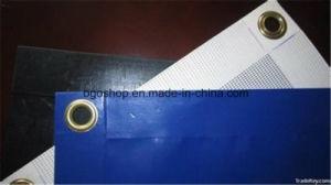PVC Coated Tarpaulin Tarp Printing Tarpaulin Sunshade (1000dx1000d 12X12 610g) pictures & photos