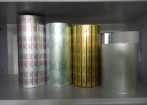 Pharmacetical Grade Foil Roll Colored Ptp Aluminum Foil for Pills pictures & photos