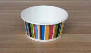 8oz Popular Paper Cups for Yogurt/Ice Cream/Milkshakes/Icy Juice pictures & photos